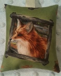 Hanging Fox Gift / Fox Fabric Lavender Bag / Fox Birthday Gift - Handmade in Home, Furniture & DIY, Home Decor, Other Home Decor | eBay