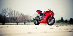 Red Motorcycle Triumph Daytona 675 Wallpaper 45366