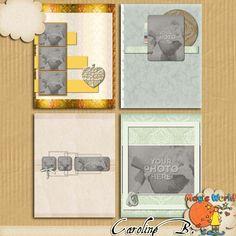 Happy Forever 11x8 Album 2 for MyMemoriesSuite Happy Forever 11x8 Album 2 for MyMemoriesSuit [] - $2.39 : Caroline B., My Magic World of Digital Design, wedding, album