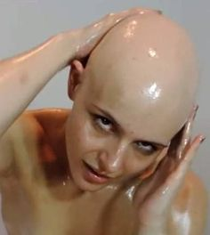 #hairdare #shavedhead #hairstyles #beauty