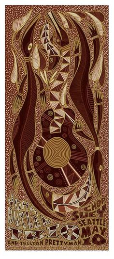 Purchase the 2005 John Butler Trio Show Poster & Handbill by artist Jeff Wood/Drowning Creek Studio from Zen Dragon Gallery limited edition screen print gig poster rock art John Butler Trio, Forearm Tattoo Design, Prints For Sale, Rock Art, Animal Print Rug, Mystic, Screen Printing, Zen, Tattoo Designs