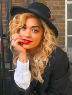 Rita Ora. So gorgeous