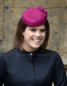 Mark Stewart | Easter hats on parade at St George's Chapel. HM...
