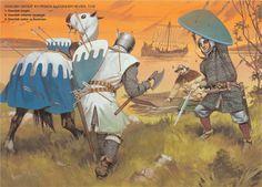 The Scandinavian Baltic Crusades 1100–1500, Swedish Defeat by Prince Alexander Nevski, 1240. Osprey Publishing