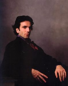 Daniel Day Lewis by Annie Leibovitz. Now there MUST be an Avon hero we can find that captures this dashing look of a young DDL!