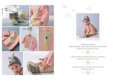 Mini-catalogue N°601: Layette - Layette - Phildar