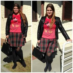 Look do dia Plus Size Plus Size outfit of the day Plus Size Fashion  www.grandesmulheres.com.br