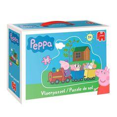 Jumbo Peppa - Vloerpuzzel - 15 stukjes