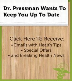 Dr. Pressman has an article on Autism and Neurotoxins.