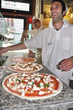 Carmine Formisano, Artisans pizzaïolo http://www.carmine-formisano.com/