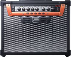 GA-212 Guitar Amplifier The GA-212 is packed with a pair of 12-inch speakers and blistering 200 W of power — perfect for medium to large stages. http://www.roland.com/products/en/GA-212/