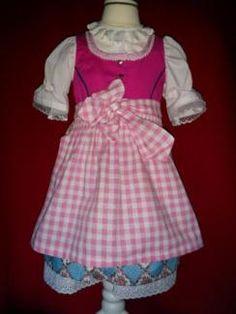Kinder-Dirndl Gr. 80, 3-teilig neu in Nordrhein-Westfalen - Jülich | Babykleidung Größe 80 kaufen | eBay Kleinanzeigen