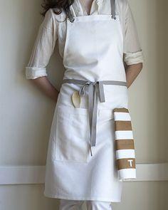 Modern apron-recreate for kk