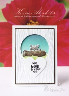 Kraftin Kimmie Guest - Release Day Hop - Woodland Wonders