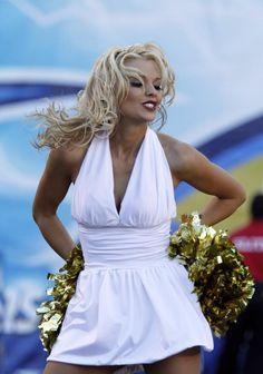 Cheerleader Upskirt Oops Sexiest Cheerleaders Pinterest