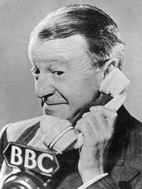 "Thomas Reginald ""Tommy"" Handley (17 January 1892 – 9 January 1949) was a British comedian, mainly known for the BBC radio programme ITMA (""It's That Man Again""). He was born at Toxteth Park, Liverpool in Lancashire."