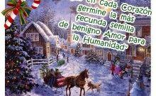 Tarjetas navideñas con tiernos mensajes