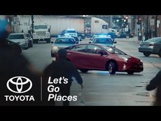 The All-New 2016 Toyota Prius   The Longest Chase #GoPriusGo   Toyota - YouTube
