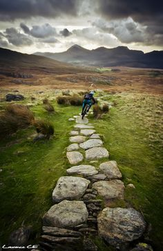 A shot from a shoot I had with Joe on Snowdon for North Wales Mountain Bike Trails guidebook. Turned out to be a really good day considering the sidewards hail, icy trails and 3+ inches of snow at the top. Keep an eye out for the book soon! - Laurence CE - www.laurence-ce.com