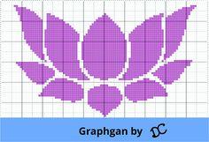 Graphgan Lotus Bloem