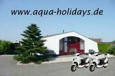 Jetzt neu!!! Wir vermitteln zu Ihrem Ferienhaus auch Elektroroller. Weitere Infos unter: http://aqua-holidays.de/de/angebote/elektroroller-zum-ferienhaus-dazu-mieten