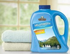 For brighter, cleaner clothes... For a healthier home. For a better life... MelaPower!  Amazing scents, super-concentrated, safer for your clothes and home-and it cleans well too! MelaPower 6x outperforms other brands, all without the use of caustic chemicals!.
