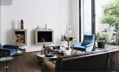 MAD ABOUT INTERIOR DESIGN — Italian Mid-Century Modern: At home with Carolina...