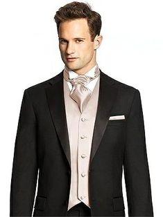 Matte Satin Cravat