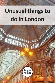 Hidden Gems in London - Discover Unusual Places in London Europe Destinations, Europe Travel Tips, European Travel, Amazing Destinations, Travel Guides, London England Travel, London Travel, Scotland Travel, Ireland Travel