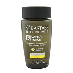 Keratese Homme Capital Force Energetique Shampoo 85 Fluid Ounce *** Be sure to check out this awesome product.Note:It is affiliate link to Amazon.