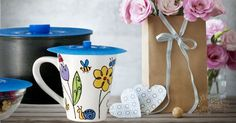 Simplify your life with these lovely, easy to use silicone lids that help reduce clutter, waste and frustration.
