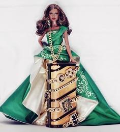 Interview Magazine 'Box Set' Featuring Barbie