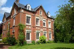 """Huur vakantiehuis """"Château du Bon Plaisir"""" - Pas-de-Calais (Nord-Pas-de-Calais) - Gites.nl"""