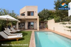 Which Type of Vacation Stay is Right for You Ibiza, Vacation, Mansions, House Styles, Blog, Travel, Home Decor, Vacations, Viajes