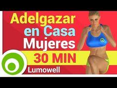 Adelgazar Rápido. Ejercicios de Cardio para Bajar de Peso   Rutina Completa de 35 minutos - YouTube