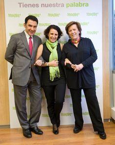 Alberto Mariñas y Pilar Lladó, de Estudio de Comunicación