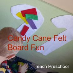 Fantastic Candy Cane ideas for preschool from @TeachPreschool