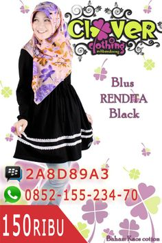 Blus Rendita Black https://www.facebook.com/divistore