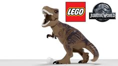 LEGO Jurassic World - Teaser Trailer [1080p] TRUE-HD QUALITY