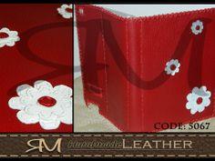 Ipad cover 100 % handmade leather