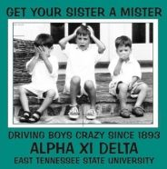 Alpha Xi Delta, will your sisters pick the right mister?