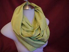 FREE SHIPPING  Lime green extra long and extra by TheDABcollection, $15.99