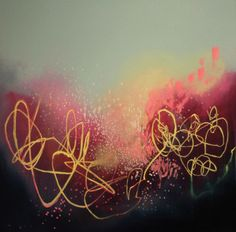 Pretty art:   Georgina Vinsun