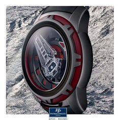 #TiempoPeyrelongue La Innovación ha impulsado a los técnicos e ingenieros de Ulysse Nardin, por casi dos siglos, a no perder  de vista  la idea de que la simplicidad es la forma fundamental de la sofisticación. #InnoVision2 #UlysseNardin #watchoftheday / #watchmania / #reloj / #dailywatch / #watchfam / #watchnerd / #horology / #watchgeek / #watchaddict / #luxury / #watchcollector / #timepiece
