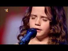 Elle n'a que 9 ans et elle chante comme une diva - épanews
