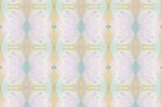 Marbella - Fern - Yard / Basketweave Cotton