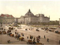 Diese Fotos zeigen Dir, wie Deutschland zu einer Zeit ohne Autos aussah