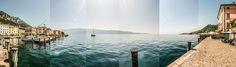 Seaside 02 – Der Gardasee in der Mittagsssonne. Einzelne Blickfelder führen illustrativ zum großen Ganzen. 2009, MD | © www.piqt.de | #PIQT