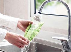 Úsporný adaptér na vodu - Domací potreby   xdomacnost.sk Tap Head, Bidet, Kitchen Taps, Cool Things To Buy, Household, Sink, Smart Buy, Shower Faucet, Water