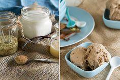 Chai Latte Ice Cream, vegan
